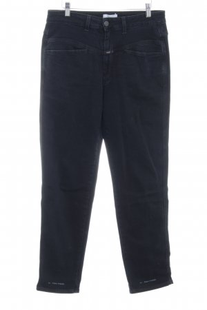 Closed Straight Leg Jeans anthracite jeans look