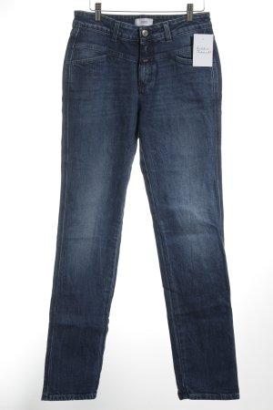 Closed Straight-Leg Jeans blassblau Casual-Look