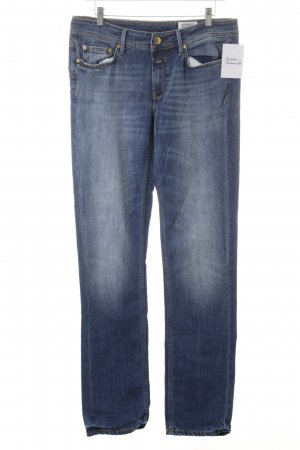 Closed Straight Leg Jeans blue-natural white washed look