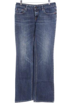 Closed Straight-Leg Jeans dunkelblau Casual-Look
