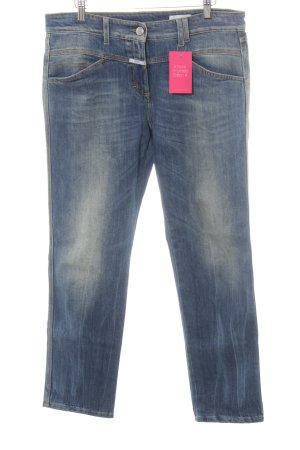 Closed Jeans met rechte pijpen donkerblauw casual uitstraling