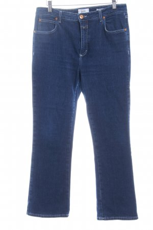 Closed Straight-Leg Jeans dunkelblau Casual-Look