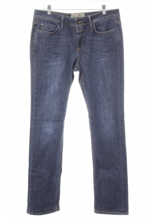 Closed Straight Leg Jeans dark blue casual look
