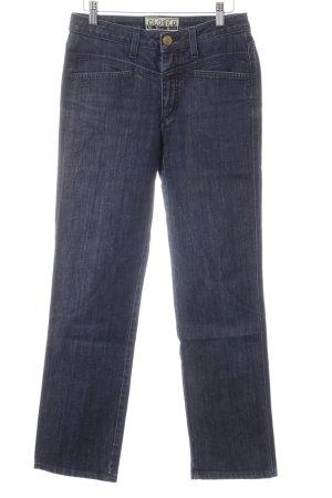 Closed Straight-Leg Jeans dunkelblau Jeans-Optik