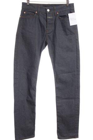 Closed Straight-Leg Jeans dunkelblau schlichter Stil