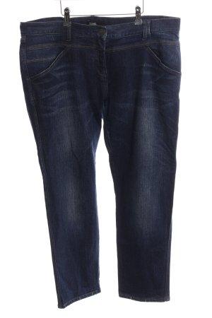 Closed Jeans coupe-droite bleu Aspect de jeans