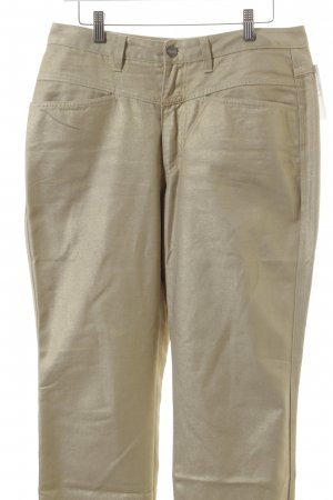 Closed Straight-Leg Jeans goldfarben Casual-Look