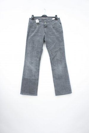 Closed Straight Leg Jeans dark grey