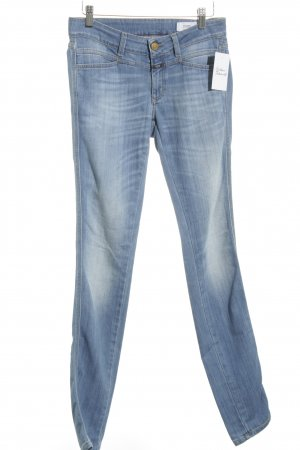 Closed Straight-Leg Jeans himmelblau Casual-Look