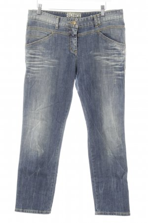 Closed Straight-Leg Jeans stahlblau Casual-Look