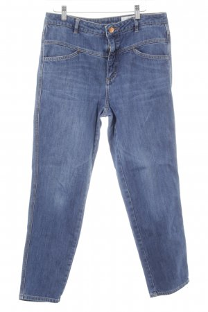 Closed Straight Leg Jeans steel blue casual look