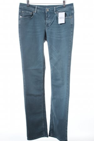 "Closed Straight-Leg Jeans ""United Straight"" stahlblau"