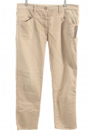 Closed Stretch Jeans beige klassischer Stil