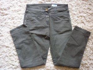 CLOSED Stretch Jeans, dunkelgrau, Größe 40 (D 34), NEUWERTIG