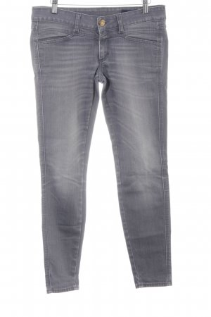 Closed Stretch Jeans grau-schwarz