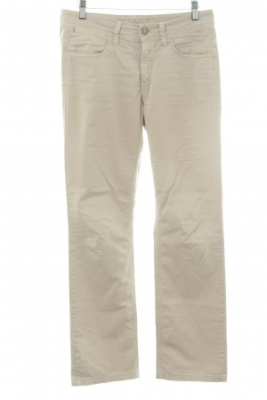 Closed Stretchhose beige