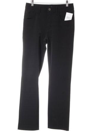 Closed Pantalón elástico negro estilo «business»