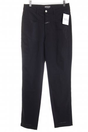Closed Stretchhose schwarz Casual-Look