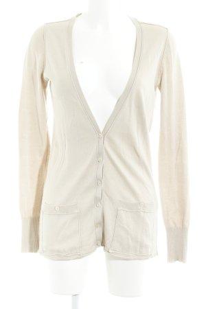 Closed Strick Cardigan beige Casual-Look
