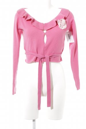 Closed Strickbolero pink Casual-Look