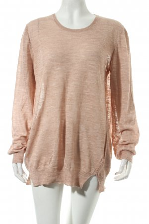 Closed Strickpullover altrosa meliert Casual-Look