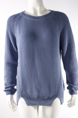 Closed Strickpullover blau