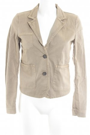 Closed Sweat Blazer camel casual look