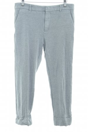Closed Pantalon de jogging gris clair moucheté style décontracté