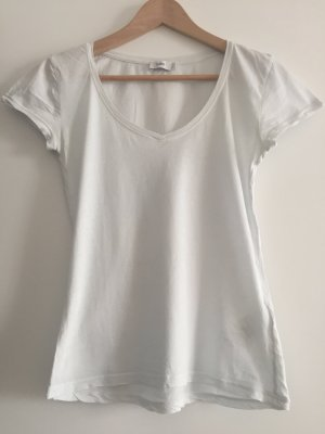 Closed T-Shirt aus Baumwolle blau Gr. S