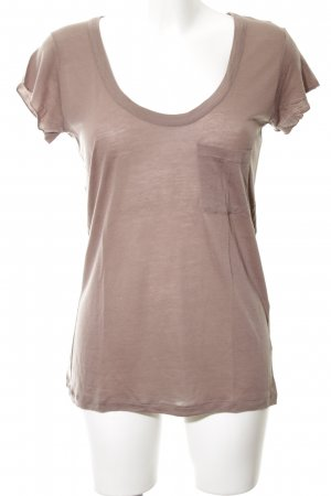 Closed T-Shirt bronze-colored-brown casual look