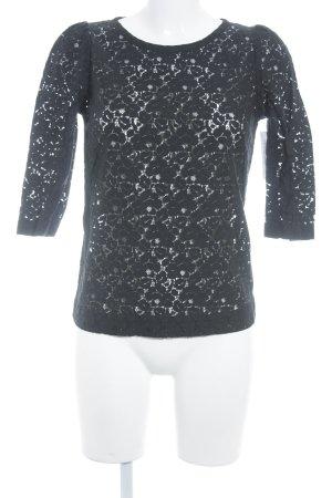 Closed T-Shirt schwarz schlichter Stil