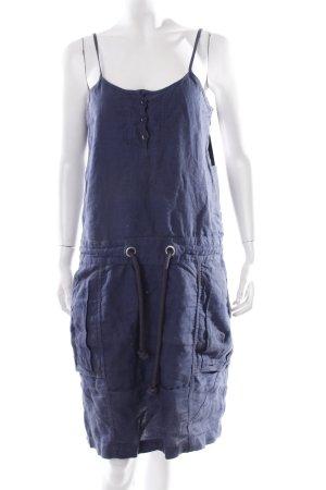 Closed Trägerkleid dunkelblau Casual-Look