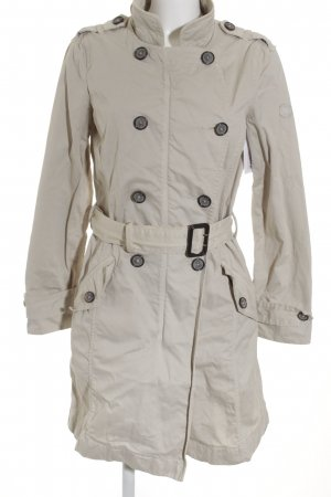 Closed Trenchcoat hellgrau Brit-Look