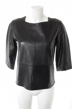Closed U-Boot-Shirt schwarz Elegant