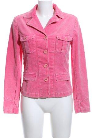 Closed Übergangsjacke pink Casual-Look