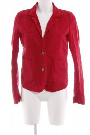 Closed Übergangsjacke rot Casual-Look