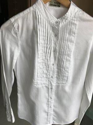 CLOSED weiße Bluse Größe s