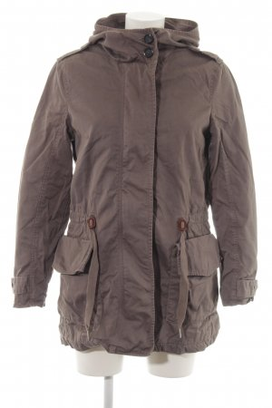 Closed Winterjacke grau-braun Casual-Look