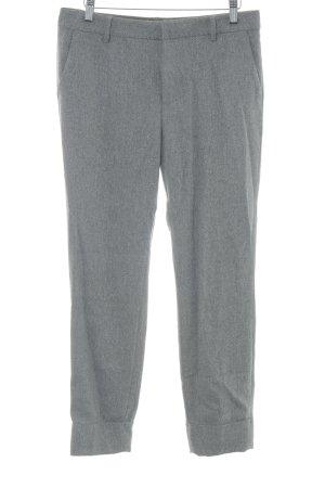 Closed Wollen broek grijs elegant