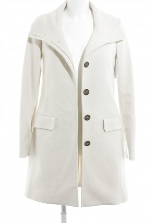 Closed Wollmantel creme Casual-Look