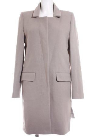 Closed Cappotto in lana grigio-lilla stile professionale