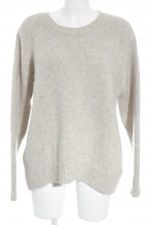 Closed Wollpullover creme Webmuster Casual-Look
