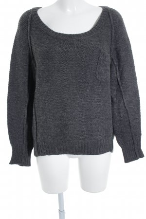Closed Wollpullover grau Casual-Look