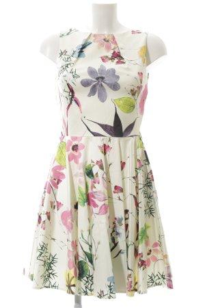 Closet A-Linien Kleid Blumenmuster Casual-Look