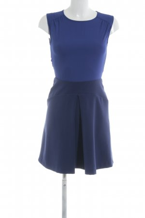 Closet A Line Dress blue-dark blue elegant