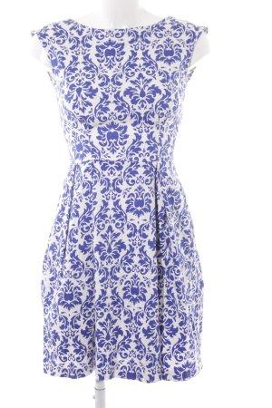 Closet A-Linien Kleid florales Muster Elegant
