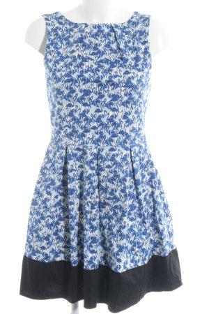Closet A-Linien Kleid Motivdruck extravaganter Stil