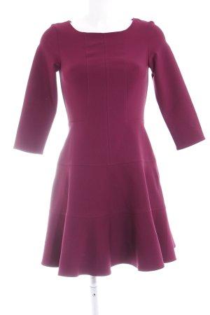 Closet A-Linien Kleid purpur klassischer Stil