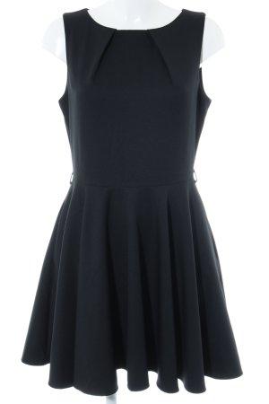 Closet A-Linien Kleid schwarz klassischer Stil