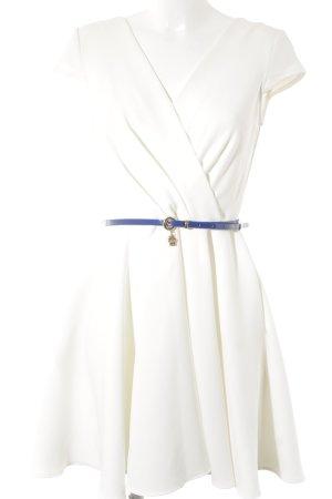 Closet A-Linien Kleid weiß Elegant